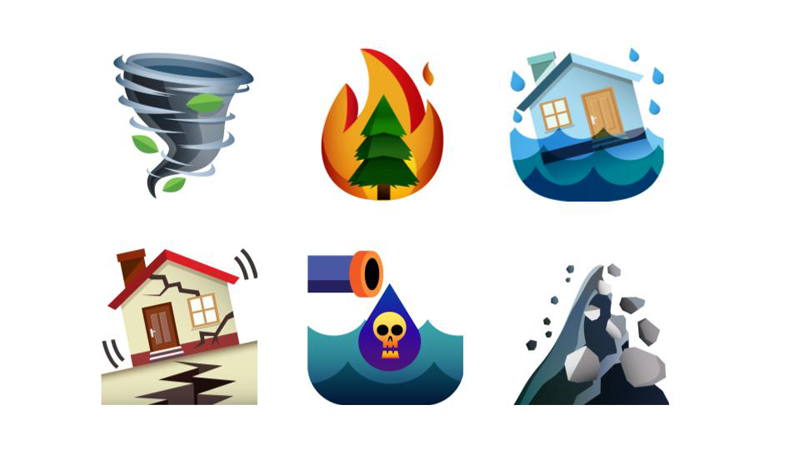 what could emojis bring to disaster response