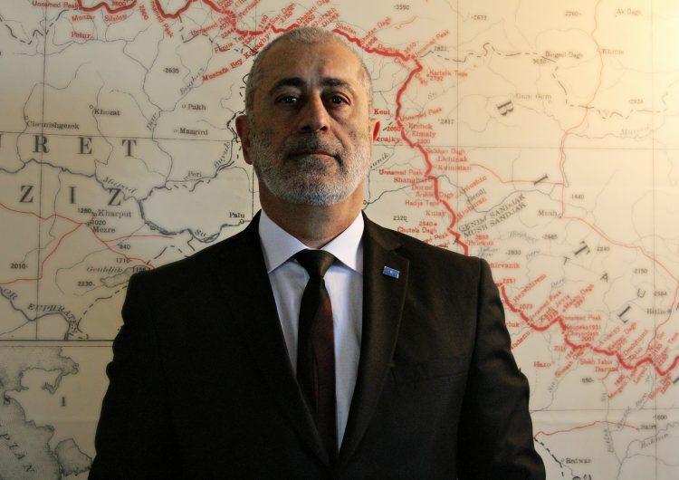 Le président de l'Arménie Occidentale Arménag Aprahamian exprime ses  condoléances à la Russie - Western Armenia TV