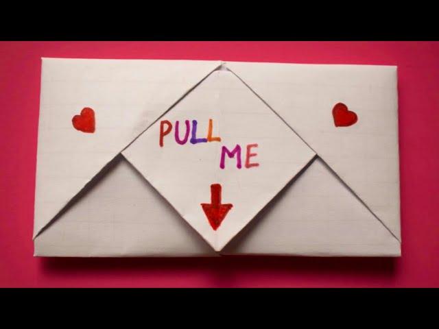 Image of hand written envelope