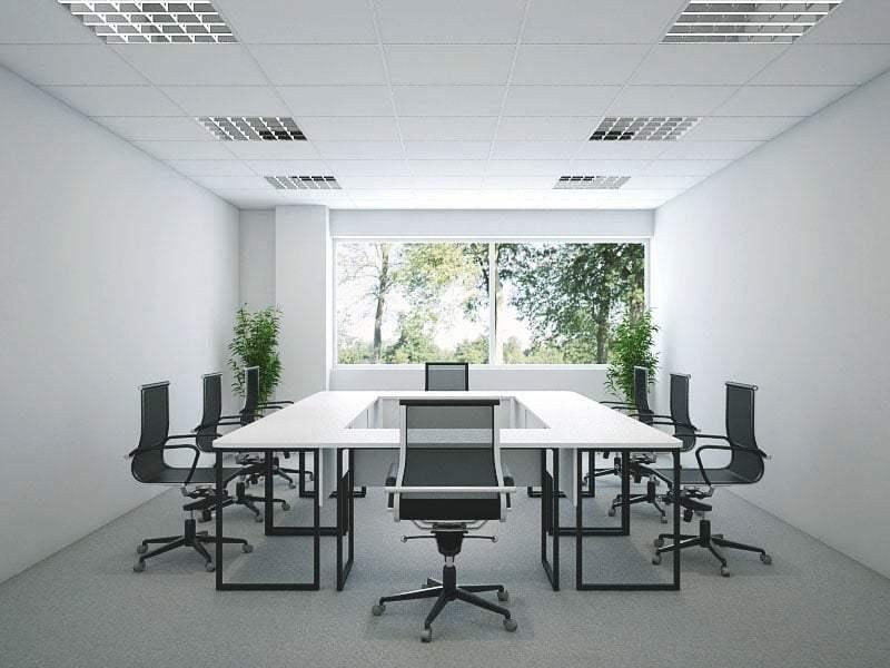 luôn coi trọng yếu tố phong thủy là tiêu chí trong thiết kế nội thất văn phòng