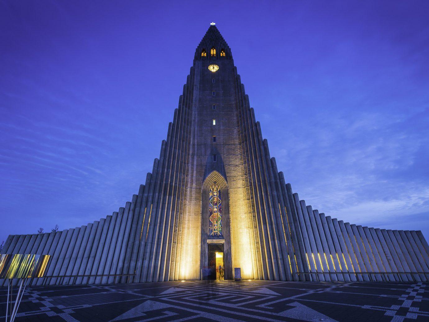 Hallgrimskirkja, Reykjavik, Iceland