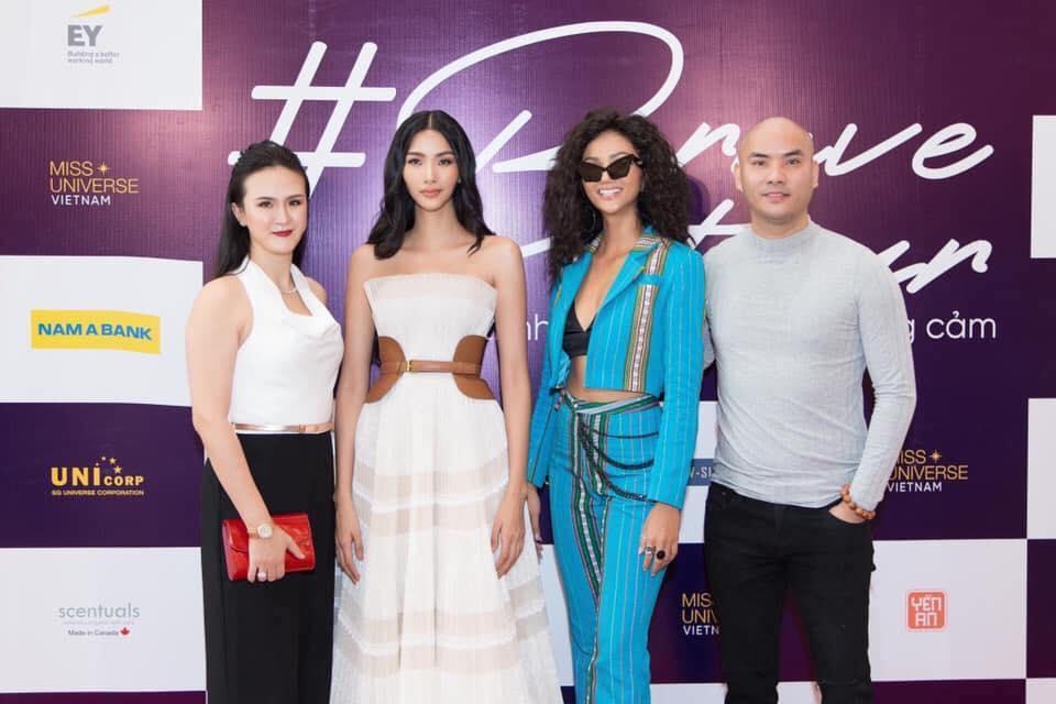Ông trùm MXH A Tuân & Hoa hậu Nguyễn Gia Trân ngồi ghế nóng Hoa Hậu - Nam Vương tại Thái Lan  - Ảnh 4
