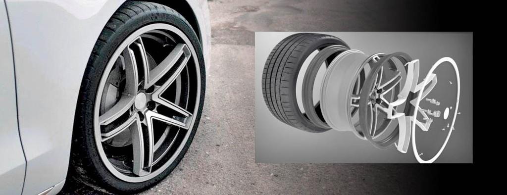 """Michelin Acorus - công nghệ """"hộ vệ"""" lốp xe thành mỏng ảnh 3"""
