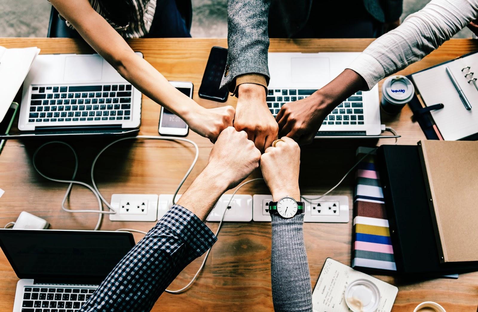 teamwork oplossen conflicten
