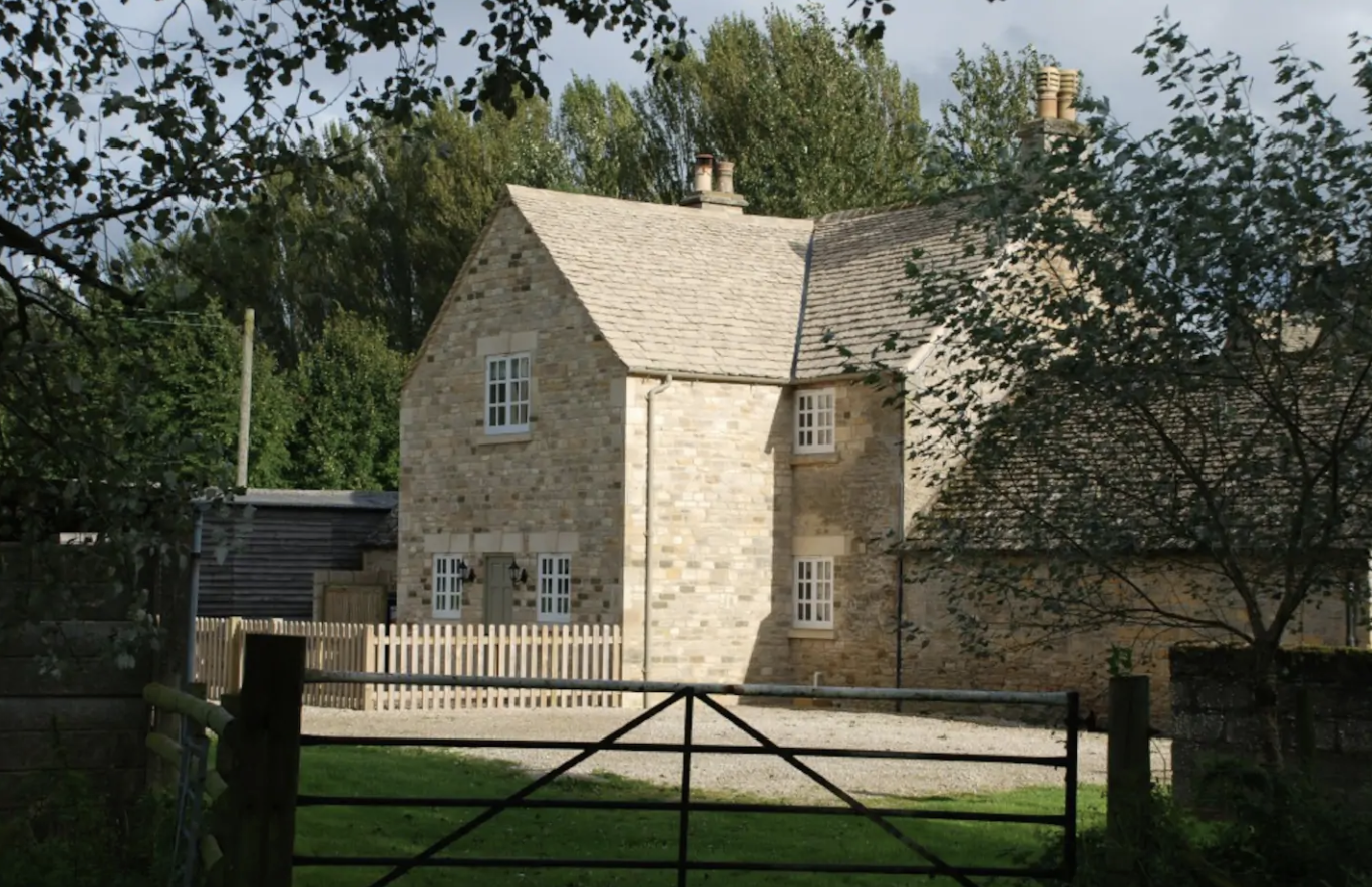 Exterior of Hyde Mill Cottage, a Helmsmen bolt hole