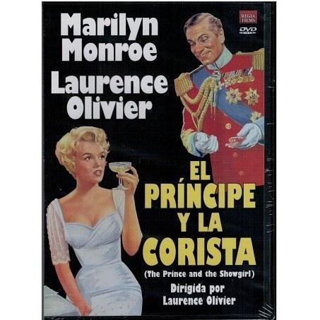 El príncipe y la corista (1957, Laurance Oliver)