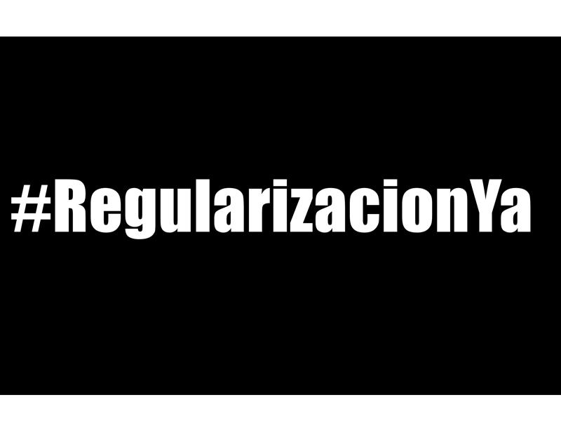 #regularizacionya