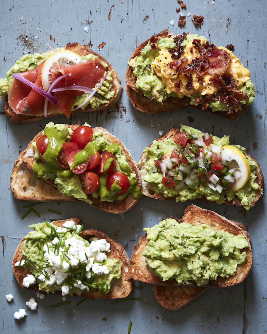 Image result for avocado toast