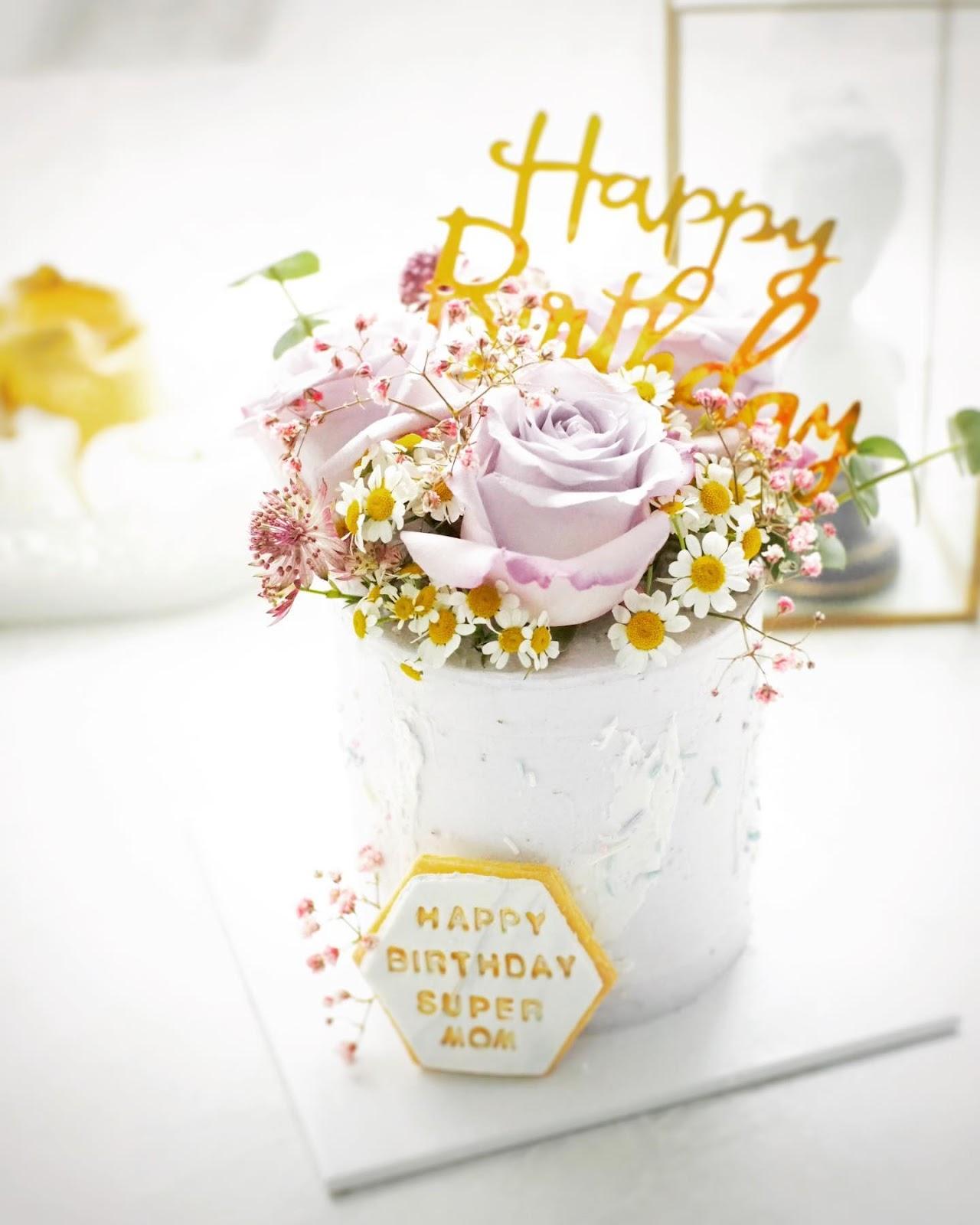 生日蛋糕推介繁花