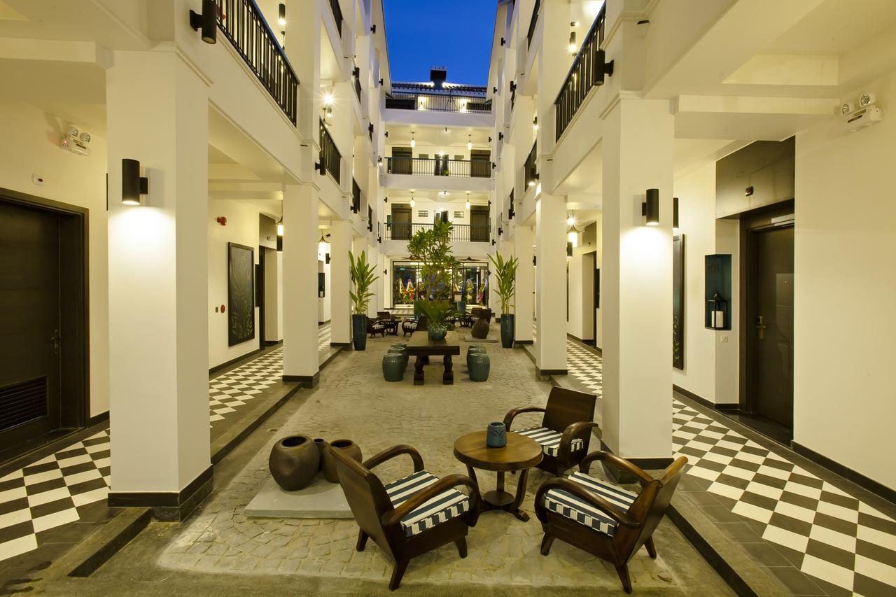 An orignial Hoi An boutique resort