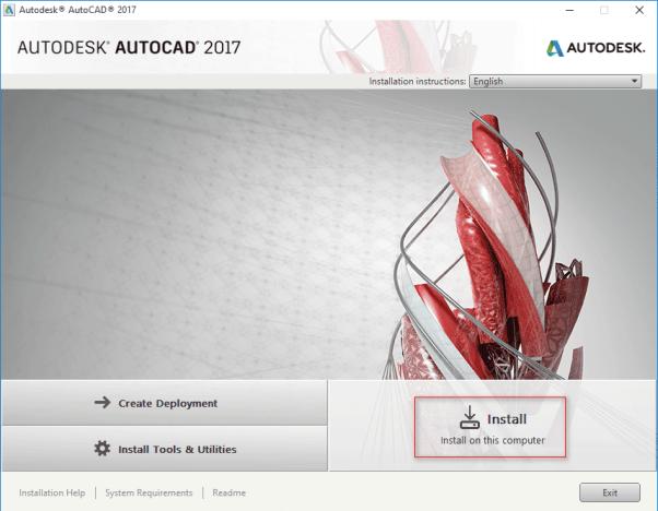Autocad 2017x64b