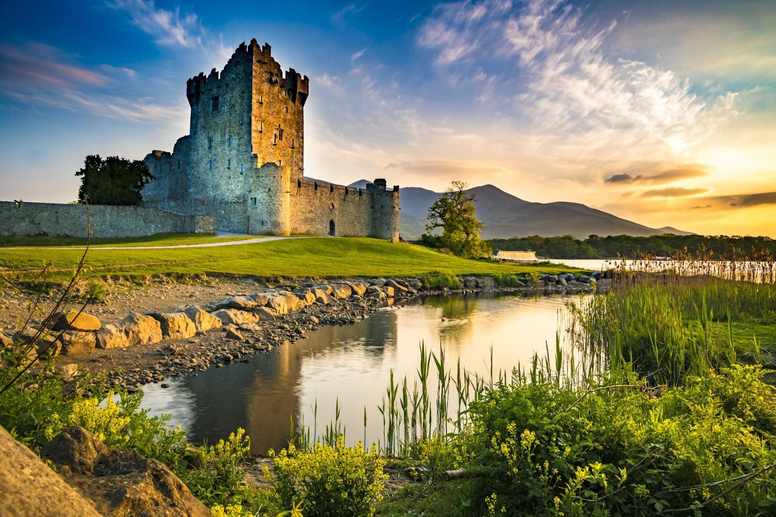 best wedding destinations: Ireland