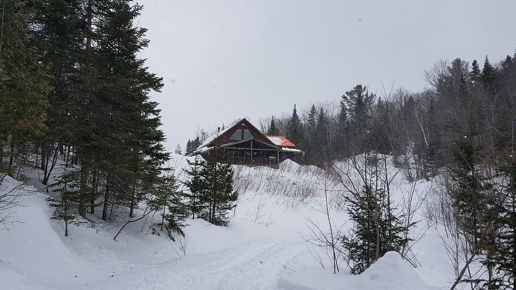 Cottages for rent for Snowmobile in Quebec #12