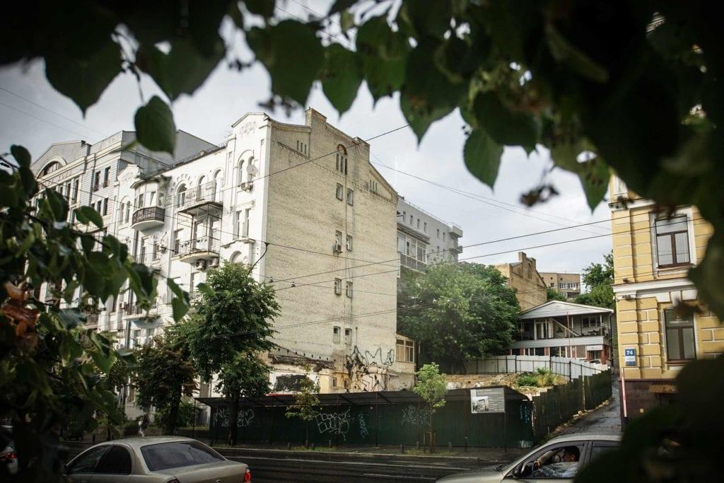 demolished buildings kyiv 26 1024x683 - <b>В Киеве активно сносят историческую застройку.</b> Вот 25 зданий, которые мы уже потеряли или скоро можем потерять - Заборона