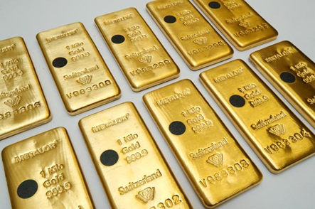 Gold Stamps are easily counterfeitable. Don't trust your goldsmith.