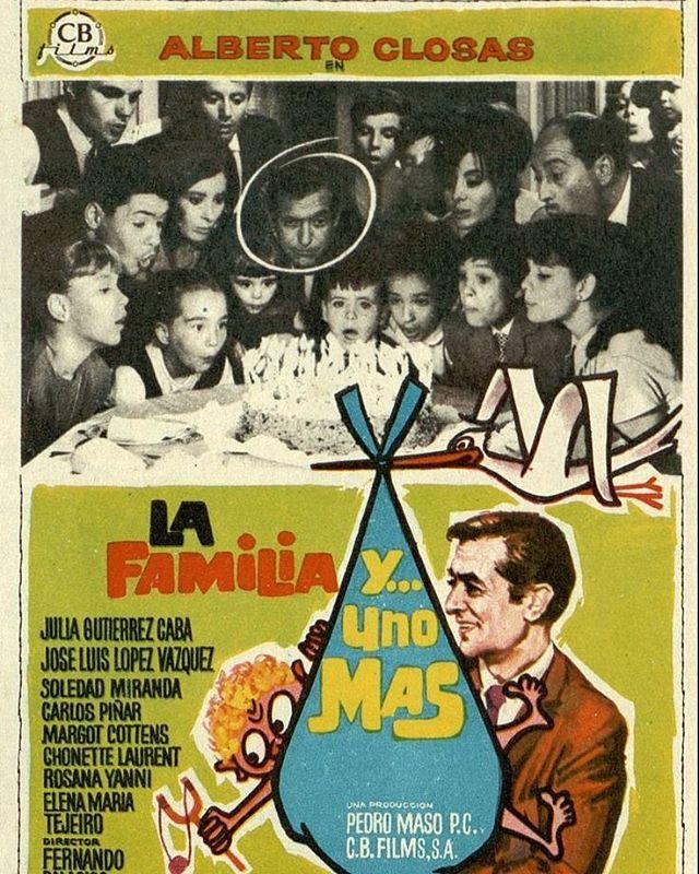 La familia y uno más (1965, Fernando Palacios)