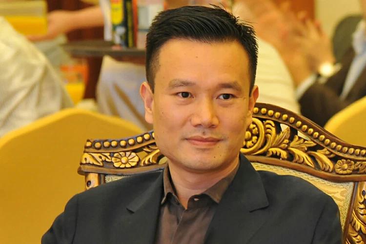 Ye Jianming - cựu chủ tịch của tập đoàn năng lượng Trung Quốc CEFC