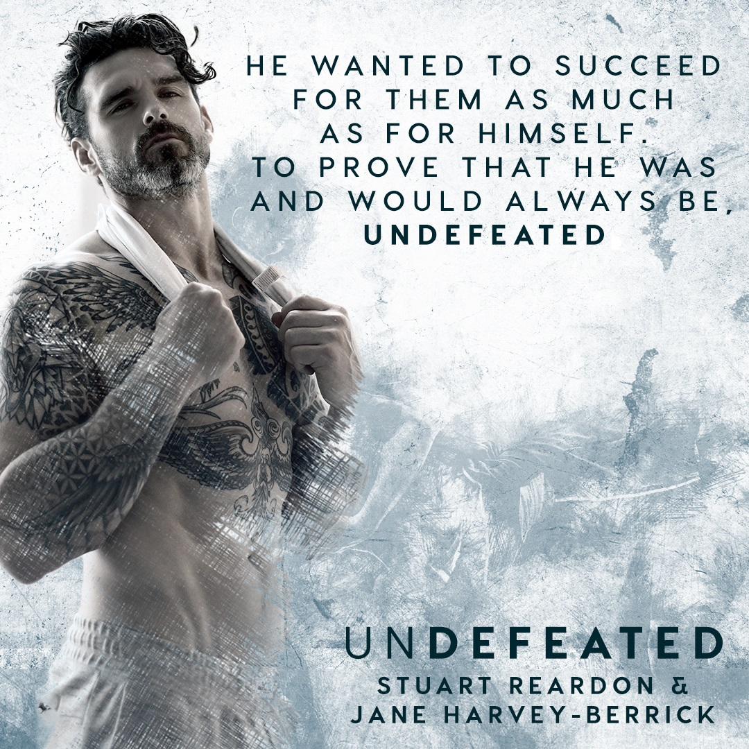 %name Happy Book Birthday Undefeated by Stuart Reardon and Jane Harvey Berrick
