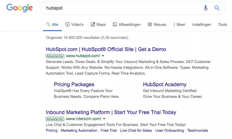 Brandingcampagne HubSpot