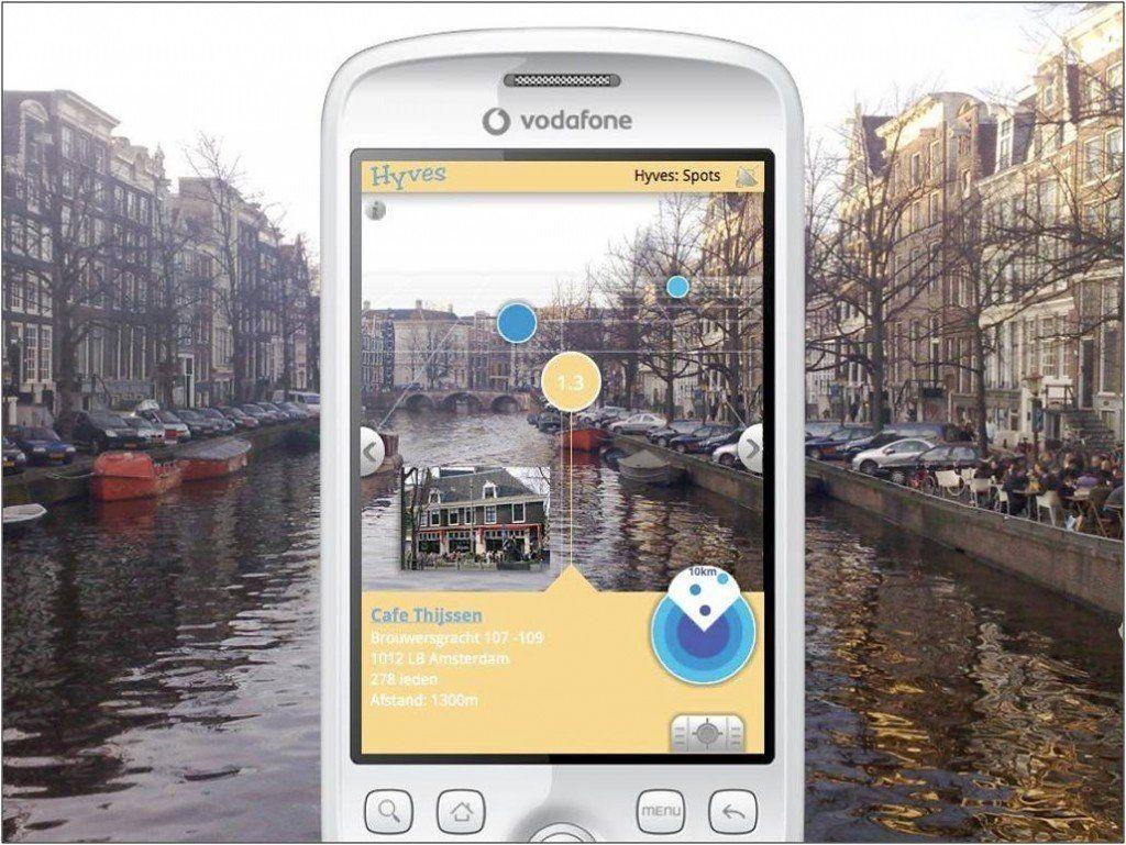 App Layar de realidad aumentada
