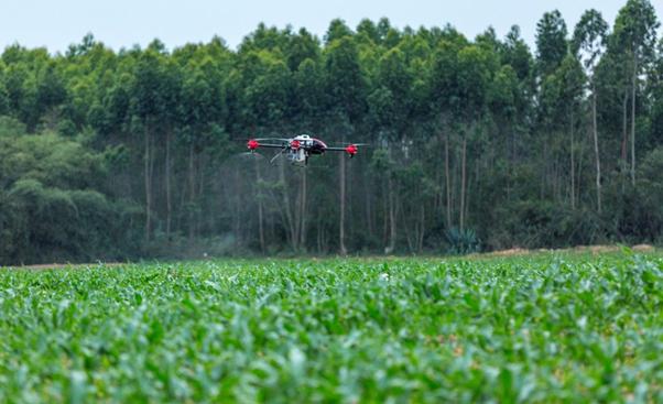 China's autonomous drones