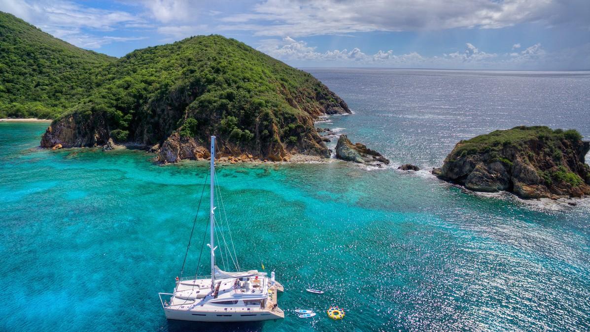 Яхтинг в экзотических странах