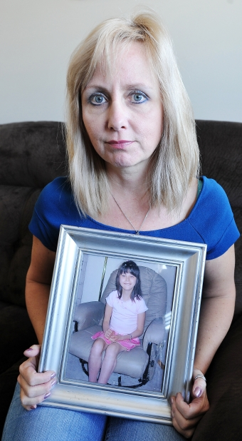 Velvet Martin fought to have the publication ban lifted on the case of her daughter Samantha, who died after being in foster care. She argues many parents want to speak about their children's cases, but don't have the knowledge or resources to challenge the ban in court.