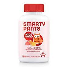 SmartyPants Kids Daily Multivitamin
