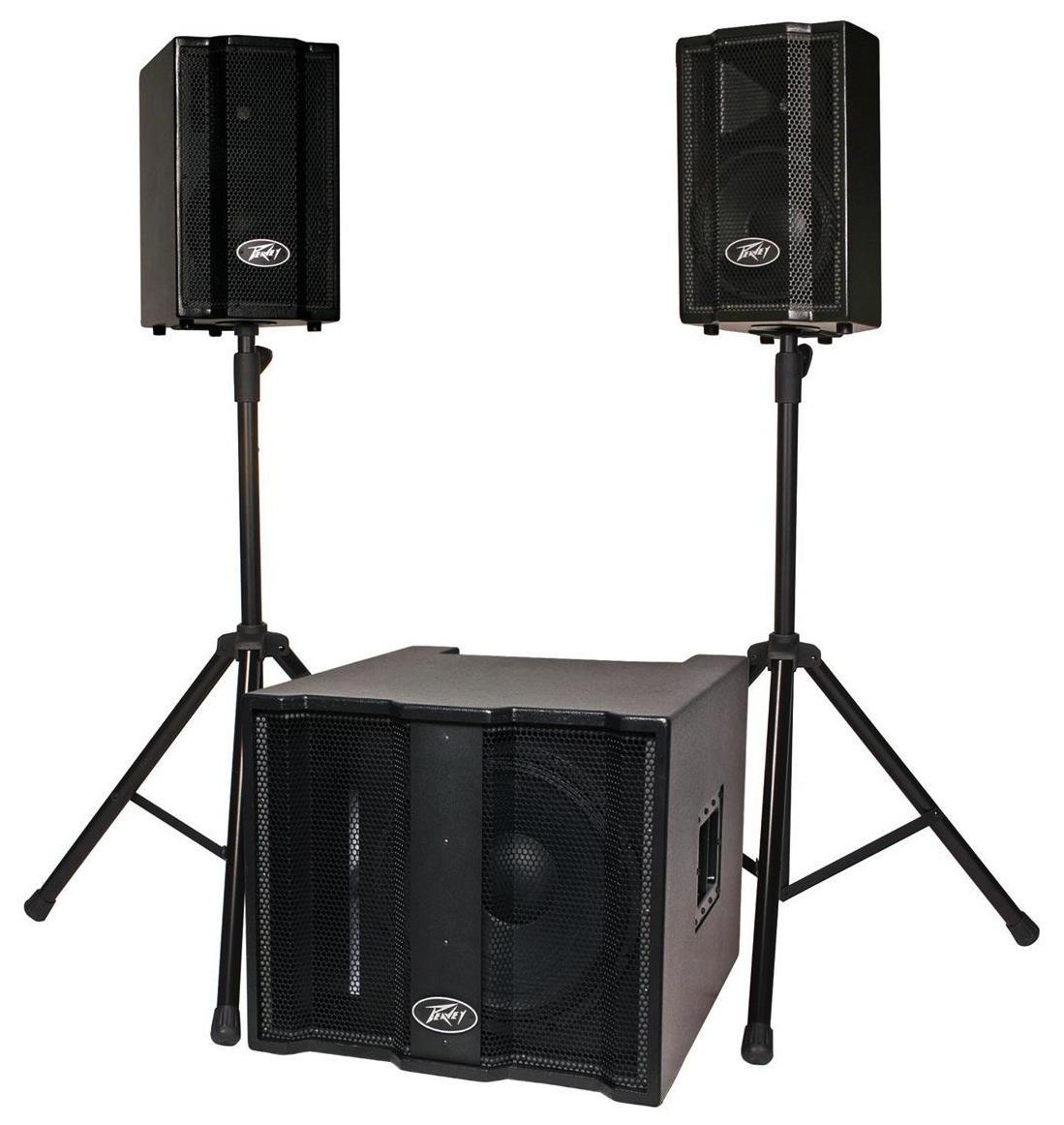 What you need to know about buying a pa system in 2016 alc for Woofer speaker system