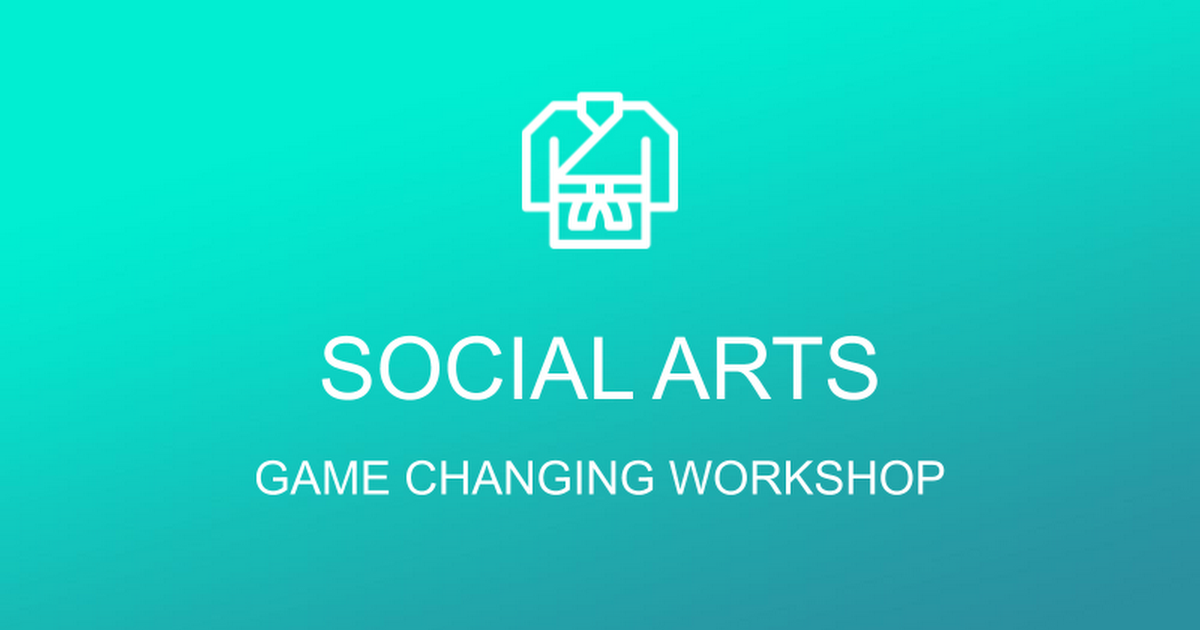 Social Arts Presentation Template