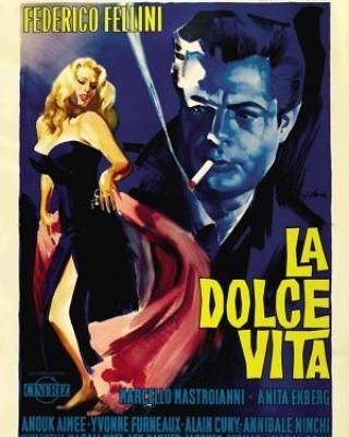 La dolce vita (1960, Federico Fellini)