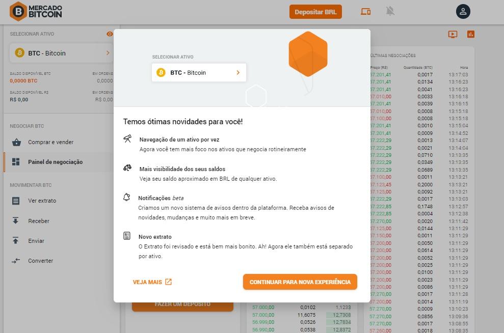 cancelar transação mercado bitcoin revisão de software de negociação de robô percentual vencedor exigido para ganhar dinheiro negociando opções binárias