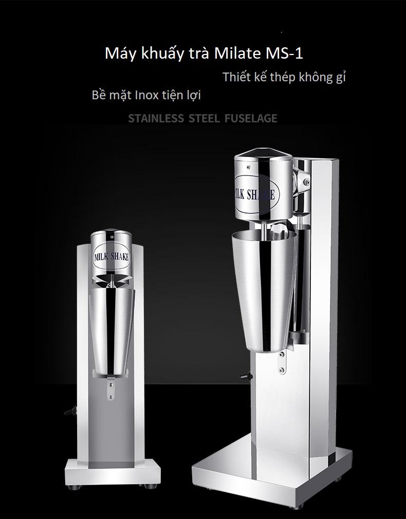 Máy khuấy trà sữa Milate MS-1 - ảnh 1