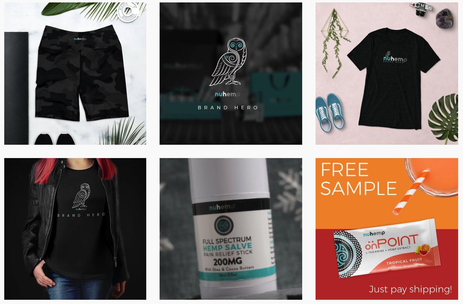Nuhemp | Wellness Brands Featured on Afluencer