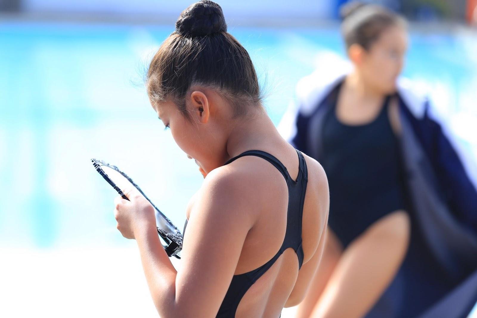 (第八页更新-Junior Olympic决赛实录)水中的花样年华 - 送女儿去学花样游泳吧