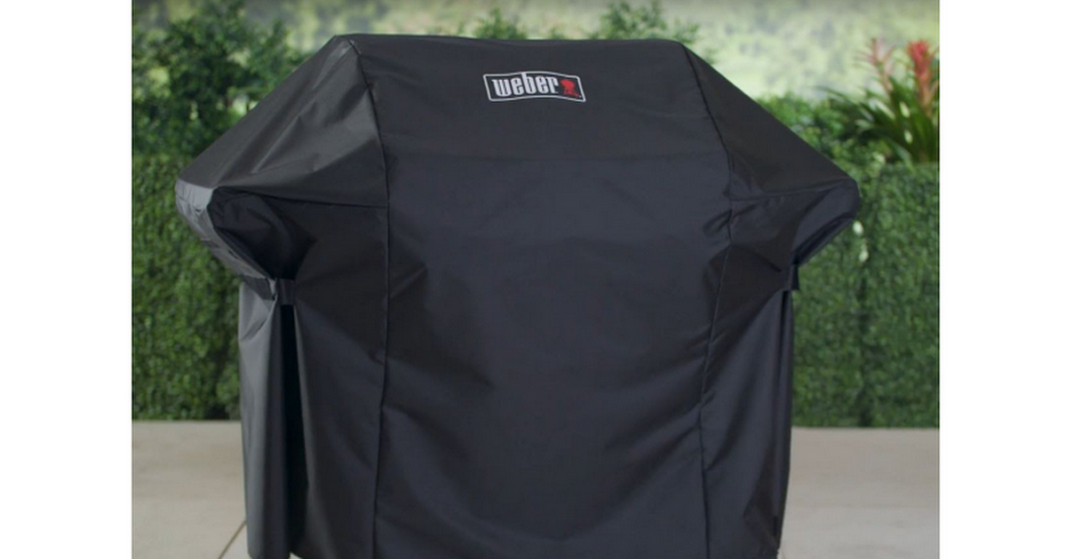 Weber Genesis Grill Cover Guide