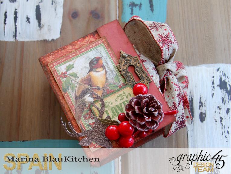 Winter Wonderland Book Box by Marina Blaukitchen Product by Graphic 45 photo 6.jpg
