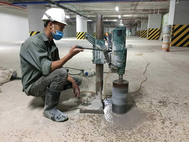 Khoancatbetongtphcm.vn cung cấp gói dịch vụ khoan cắt bê tông có chất lượng cao