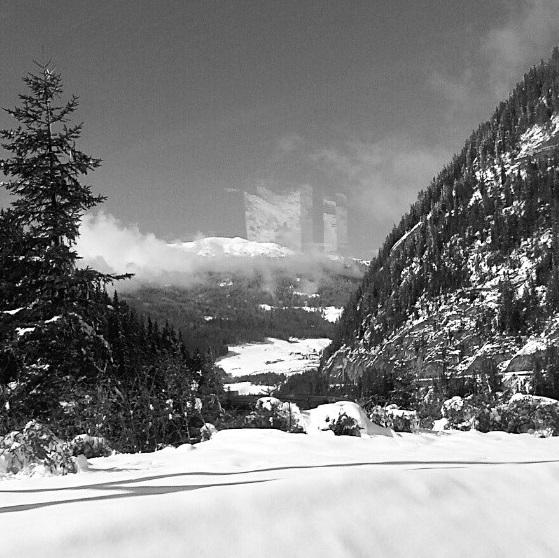 ski landscape