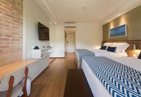 Os mais lindos hoteis de frente para o mar no Brasil. Foto de um quarto em Salinas do Maragogi Resort Tudo Incluído, Maragogi, Brasil