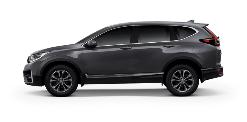 รถยนต์ Honda CR-V สี Crystal Black Pearl