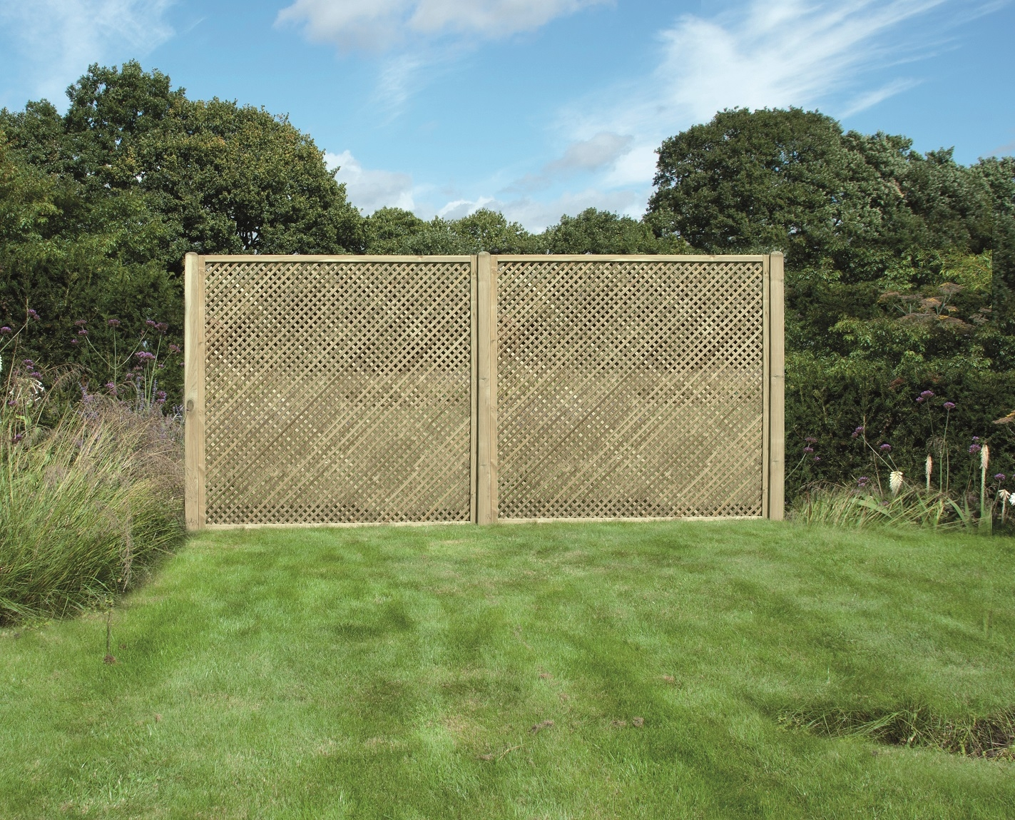 Euro Privacy Panels for Garden