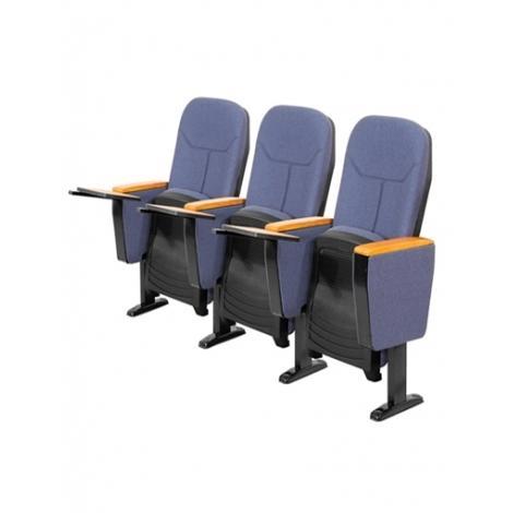 Ghế hội trường với thiết kế đơn giản
