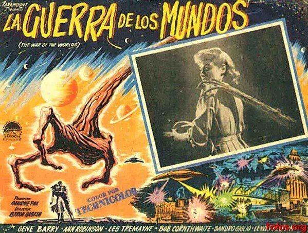 La guerra de los mundos (1953, Byron Haskin)