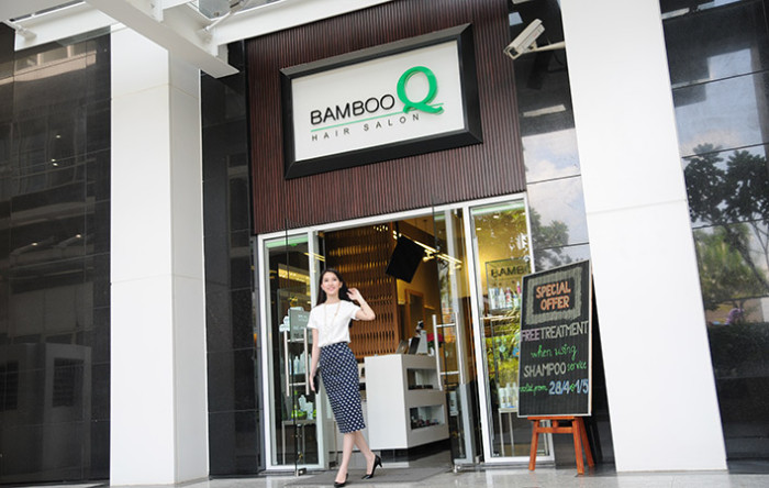 Bamboo Q Hair salon