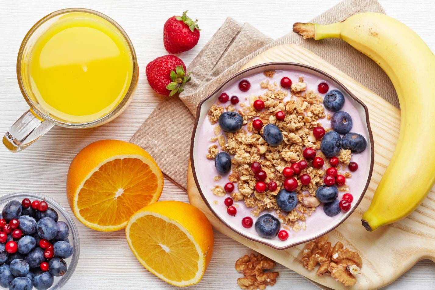 Begin with Breakfast | Center for Young Women's Health