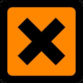 Simbol Bahan Kimia Berbahayal