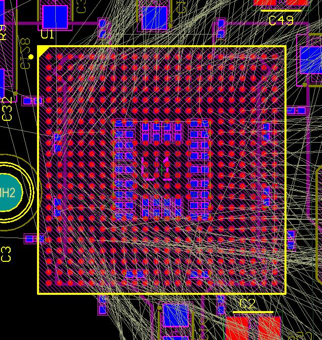 Intercambio de pines en un dispositivo FPGA