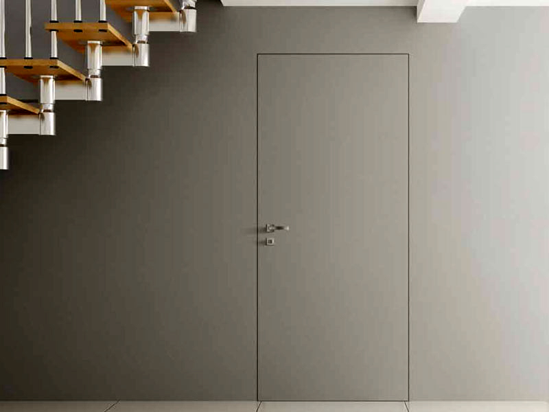 Положительные и отрицательные характеристики скрытого короба дверей