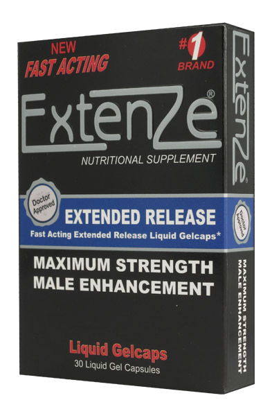 ExtenZe Plus is an all organic enhancement supplement